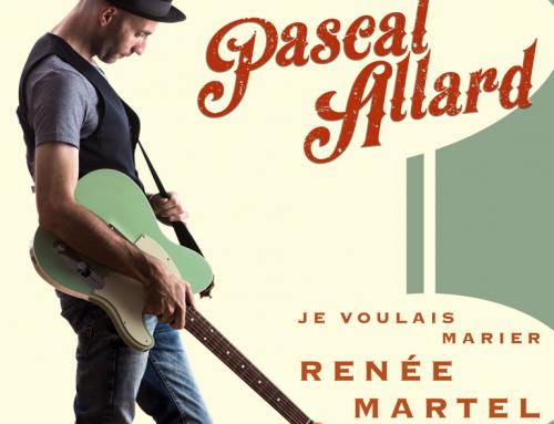 Pascal Allard – Je voulais marier Renée Martel en vente partout