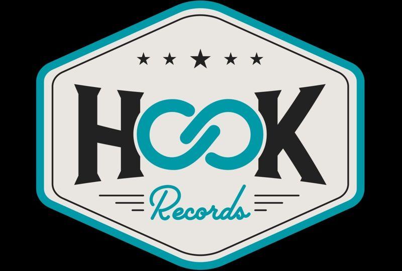 Hook_Records_Logo_affiche_fond_noir
