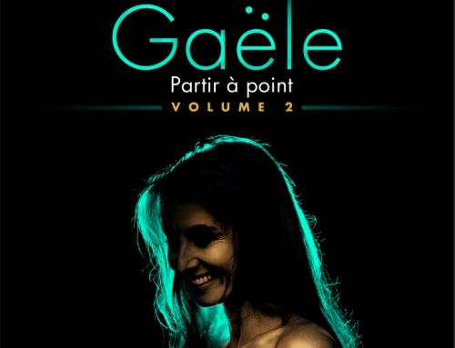 EP Partir à point vol. 2 de Gaële jumelé à des oeuvres d'Adèle Blais